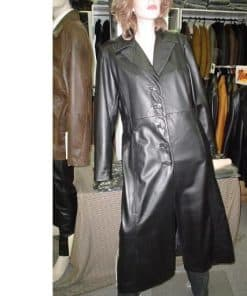 Female-Leather-Trench-Coat