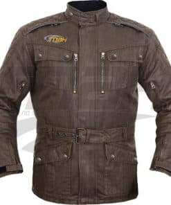 Textile motorcycle wear